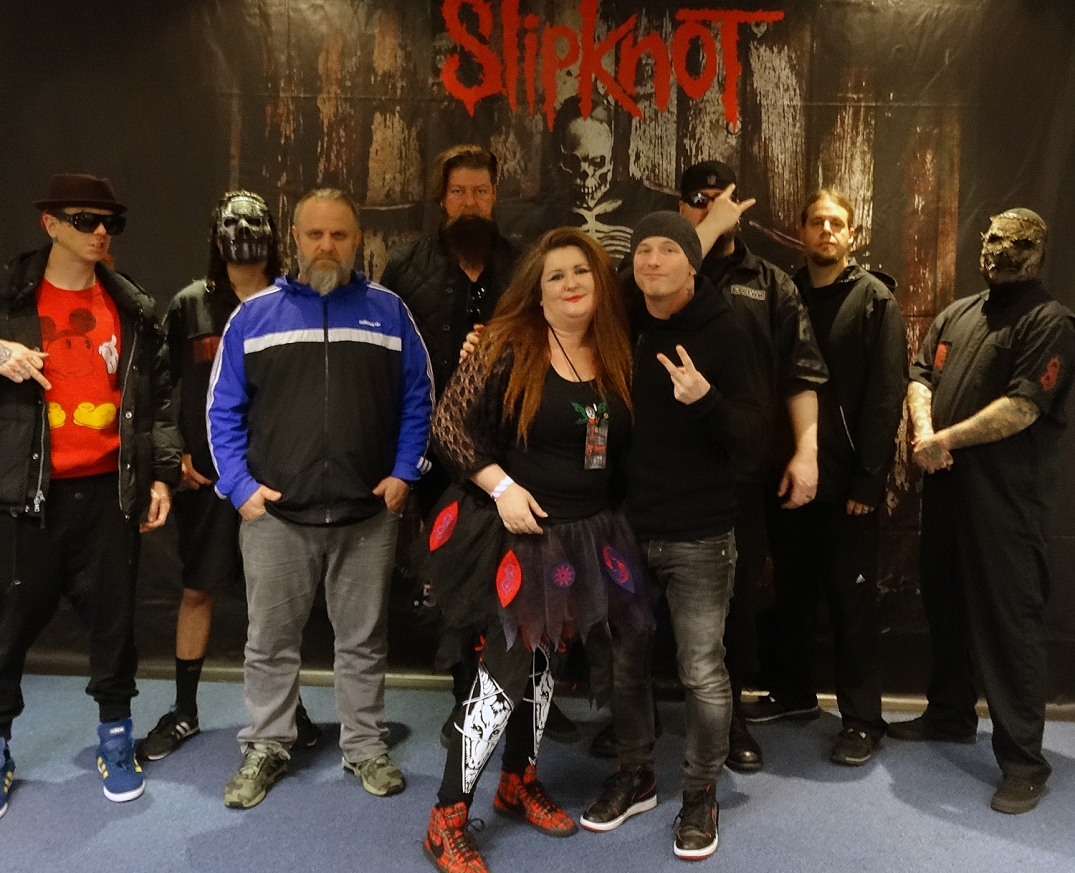 Slipknot With Meet And Greet Supported By Sikth And Suicidal